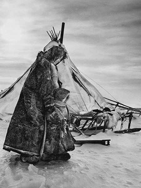 Genesis - The Nenets of Siberia, Russia   Sebastiao Salgado - Photography