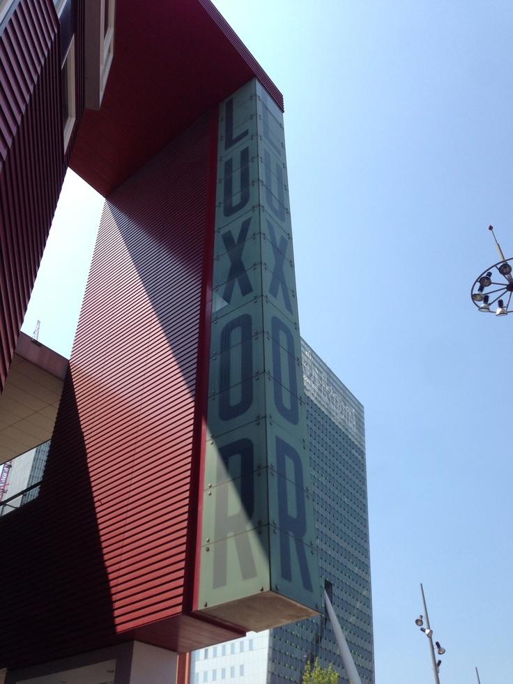 Nieuwe Luxor Theater in Rotterdam