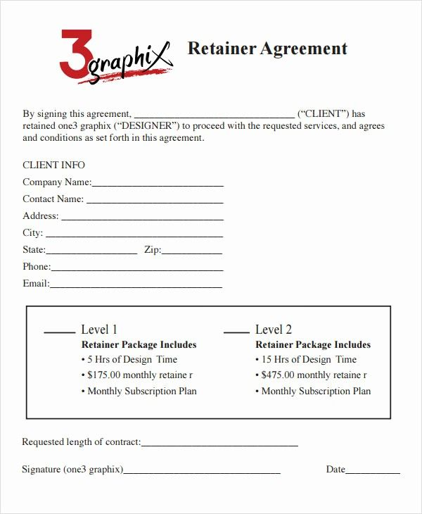 50 Fresh Free Graphic Design Contract Template In 2020 Contract
