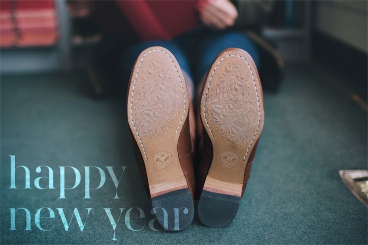 Poppy Barley F/W '13 Lookbook: The Everyday City Boot in Toffee, made to your measurements