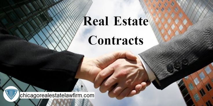 If you need legal advice on a real estate contract, feel free to contact us. We have a team of experts that can help you!  #RealEstateContract #PropertyTax #ChicagoRealEstateLawFirm