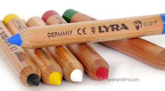 Lead-free face paint pencils  www.lavishandlime.com/Giotto-Face-Paint-Pencils-non-toxic-basic-p-401.html#