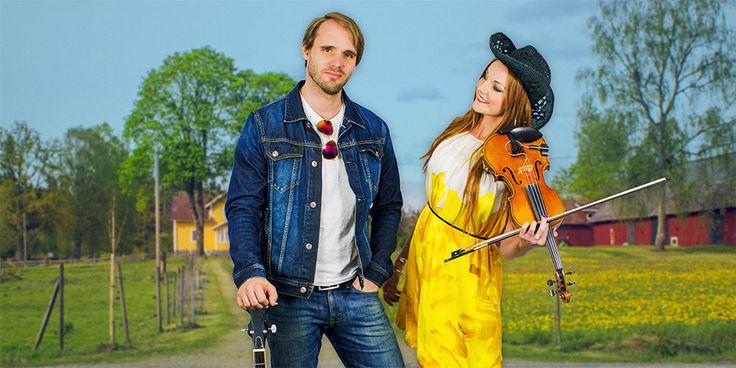 Jannike Stenlund & Chris L