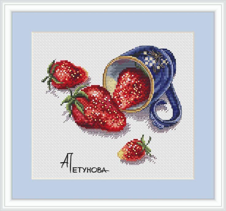 Stitch GALLERY. Авторские схемы Анны Петуновой