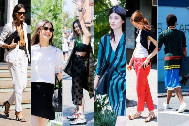 NYFW Street Style Photos - Spring 2015 New York Fashion Week Street Style Pictures - Elle#slide-1#slide-1