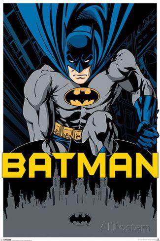Batman - City Posters at AllPosters.com