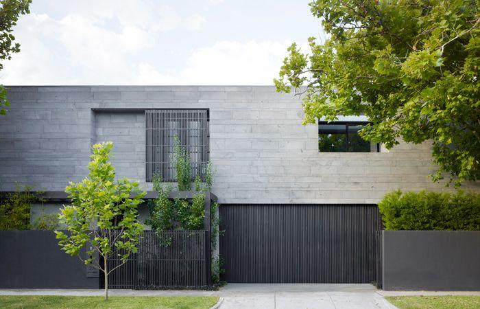 BE-architecture sea comb grove house Melbourne. Australia
