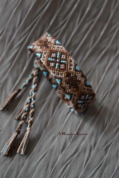 Photo of #41876 by Rainbow_Rus_13 - friendship-bracelets.net