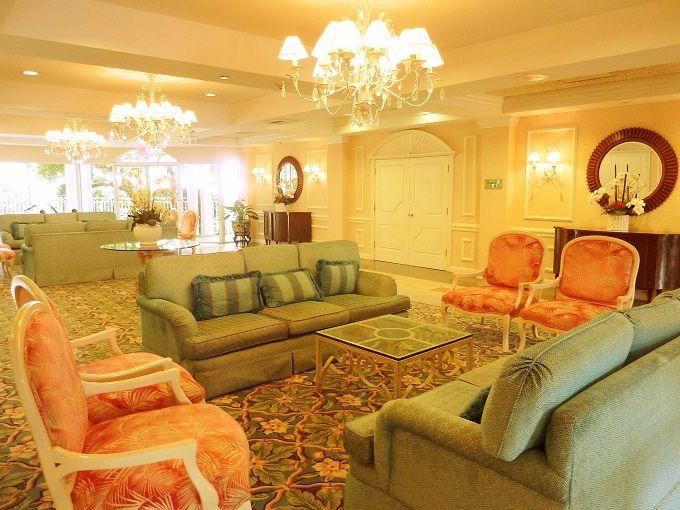 米国フロリダ州フォートローダーデールのホテル「ラゴマ―リゾート&クラブ」にて。Lago Mar Resort & Club in Fort Lauderdale, Florida, USA.