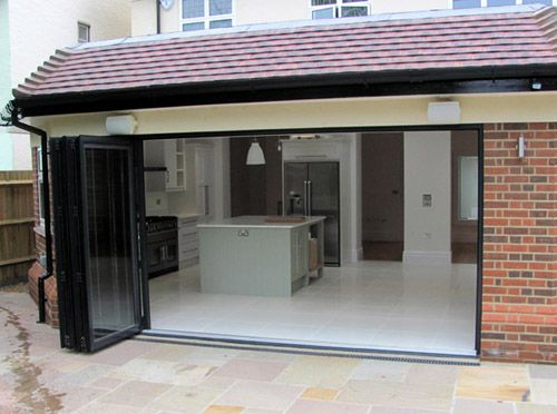 Grey Bi Folding Doors   Google Search