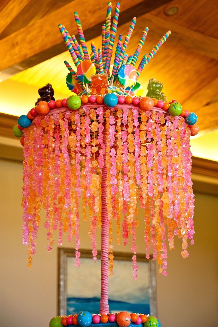 Absolutely beautiful B.CANDY table centerpiece!!