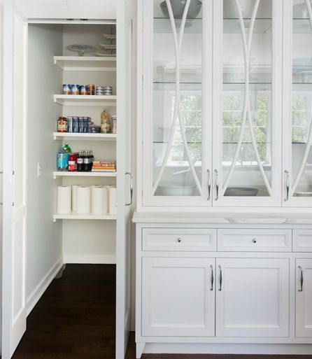 Built In Kitchen Cupboards Designs: 178 Best Pantry Images On Pinterest