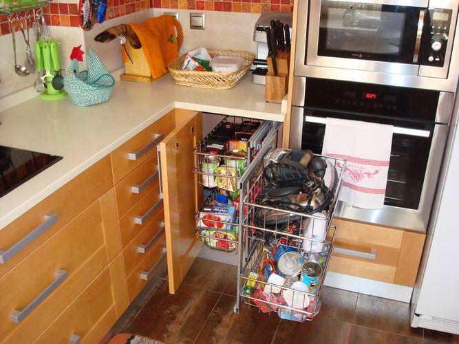 Dise o de cocinas dise o de cocinas en valdemoro madera - Cocinas de diseno en madrid ...