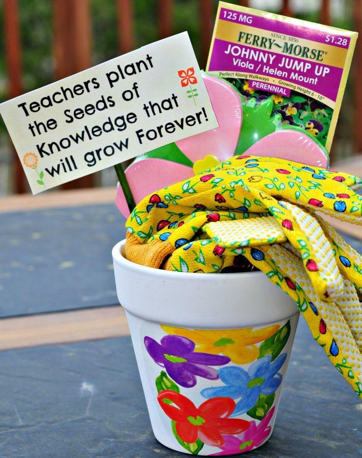 Teacher Appreciation Gift Ideas