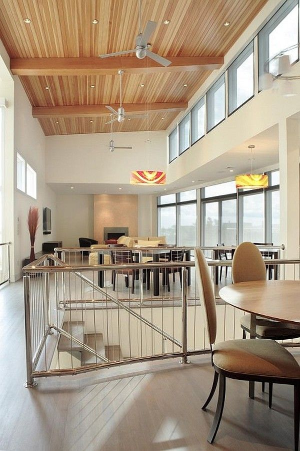 Creative Ideas for High Ceilings | Urban loft, Ceilings and Industrial style