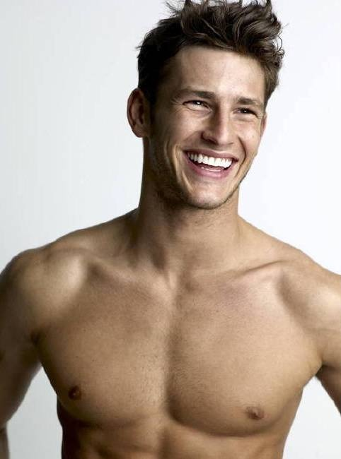 Parker Gregory | Male models shirtless, Male model photos