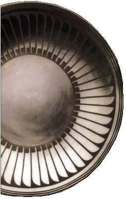 A Maria Martinez plate