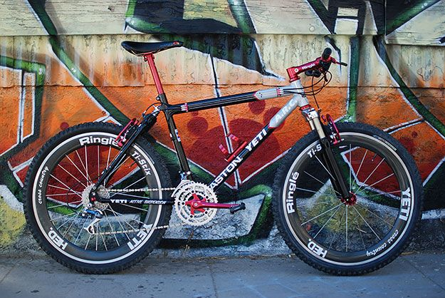 1993s Yeti ARC-AS! One of the greatest and coolest bikes ever build!