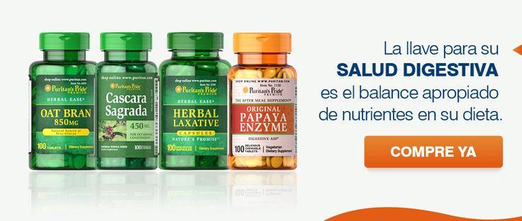Hoy queremos resaltar los productos que ayudan y cuidan tu salud digestiva... porque todos sabemos lo que significa el malestar digestivo. :-S http://es.puritan.com/a-z/salud-digestiva/