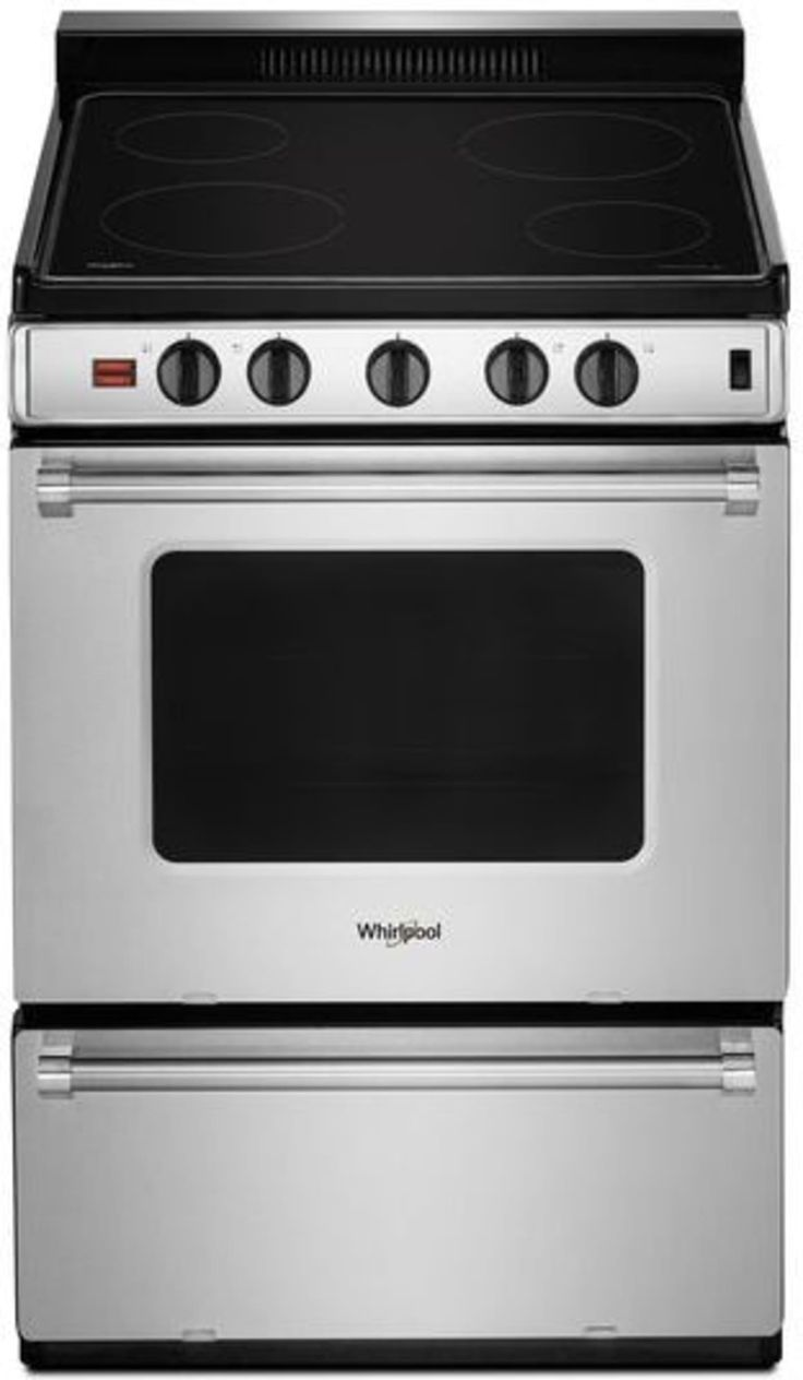 Wfe500m4hs by whirlpool electric ranges