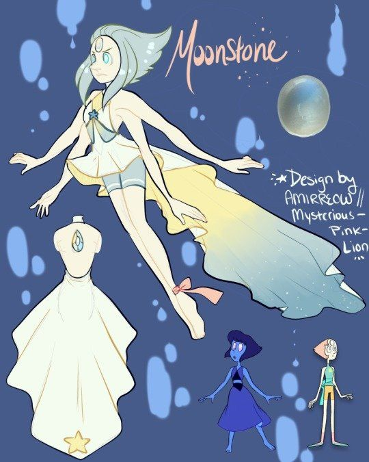 steven universe fan made fusions - Google Search >> Thsi fusion is so perfect and pretty!!!