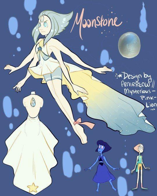 steven universe fan made fusions - Google Search >> Thsi fusion is so perfect and pretty!!!