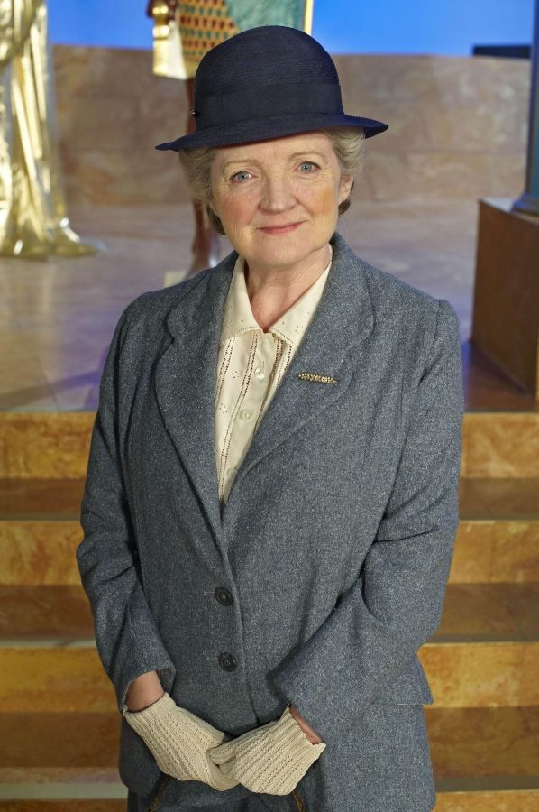 miss marple stills | Miss Marple Julia McKenzie