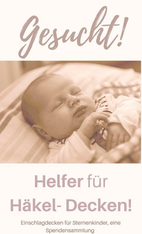 Hilfe Und Häkel Spende Für Eltern Von Sternenkinder Blog Aktion