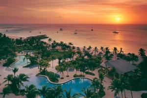Radisson Aruba Resort, Casino & Spa, Palm Beach. #VacationExpress