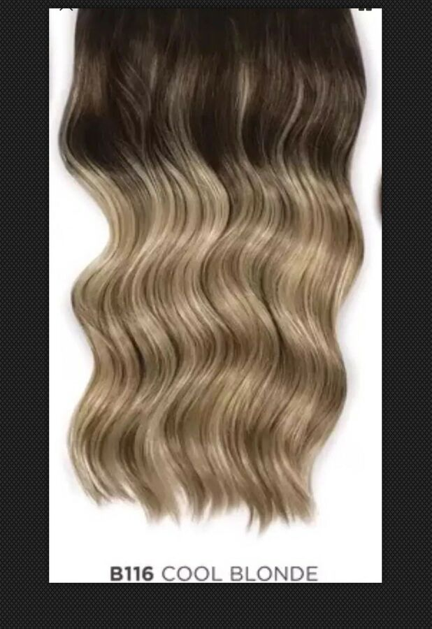 Halocouture Halo Couture 18in Balayage B116 Remy Hair Extensions New Couture  Halocouture Halo 6cfbeb925