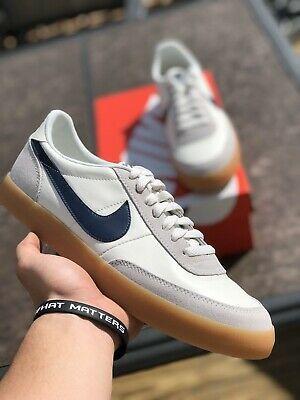 avaro vestir La playa  Brand New Nike Killshot 2 J Crew Sail Midnight Navy Size: 10 (432997-107)  NIB in 2020   Nike killshot, Nike, Navy leather shoes