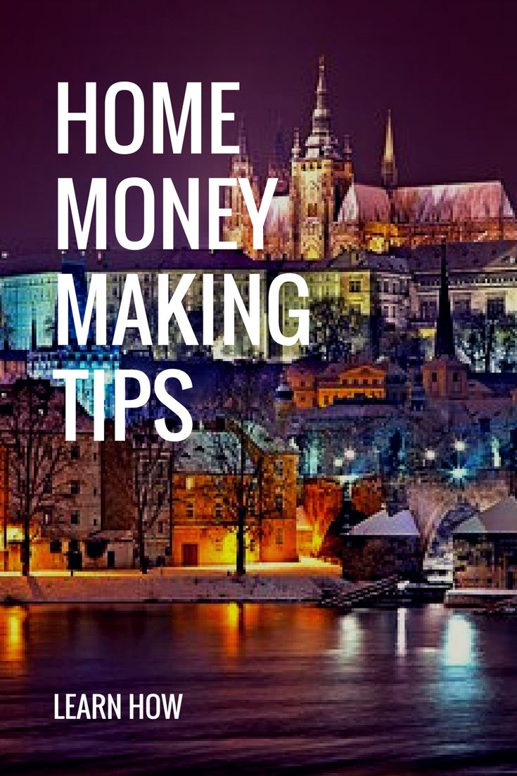 make money from homeYour home is a big investment. And like the best investments, it can make you some serious money. There are people happy to stay in your spare room, park in your driveway, or even pitch a tent in your back yard — and pay good money for it. Don't let opportunities slip by. Follow these tips to turn your property into a ...