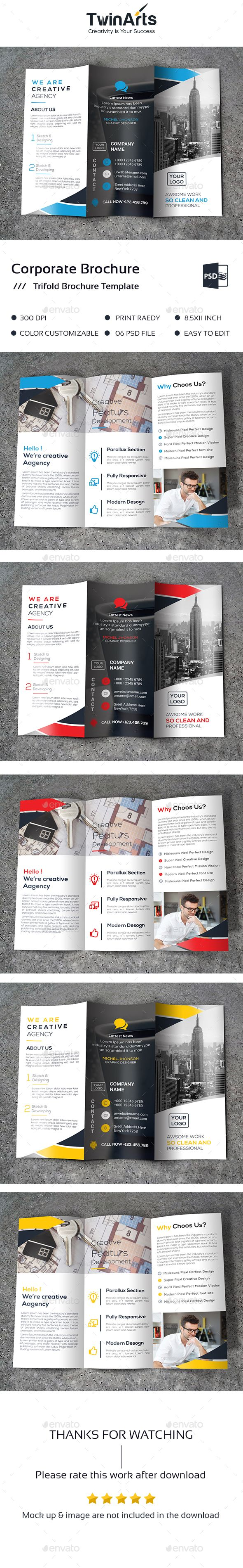 131 best Work images on Pinterest | Brochures, Advertising and ...