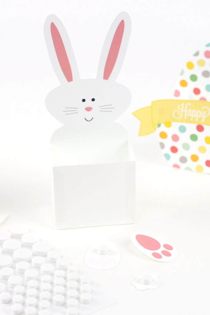 Easter Treat Box Printables - Easter Treat Box Printables - Download free Easter...