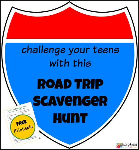 17 Best Ideas About Road Trip Games On Pinterest