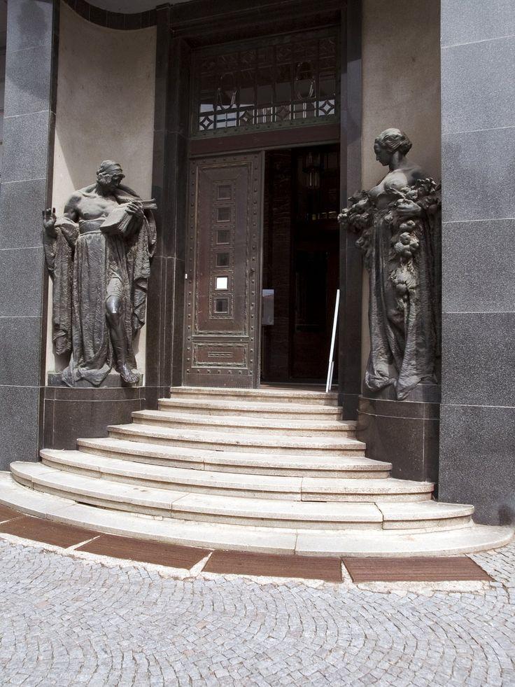 The Gallery of the modern art in Hradec Králové, Czechia