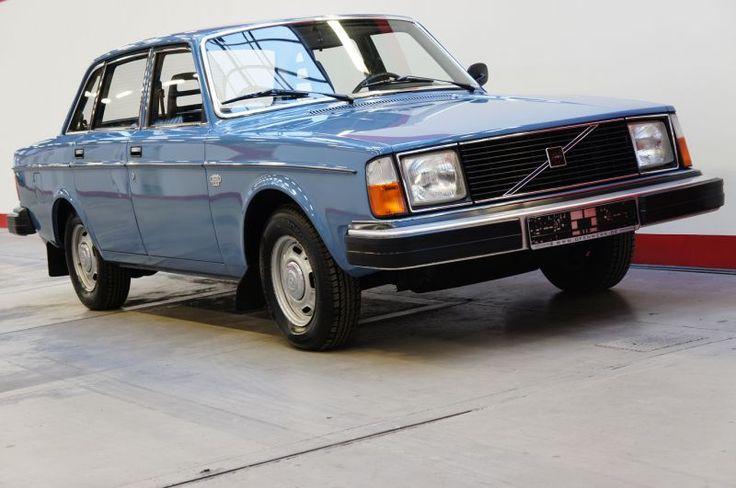 #Volvo #244 DL
