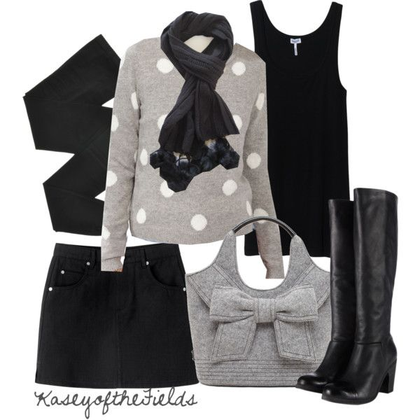 """""""Chilly"""" by kaseyofthefields on Polyvore"""