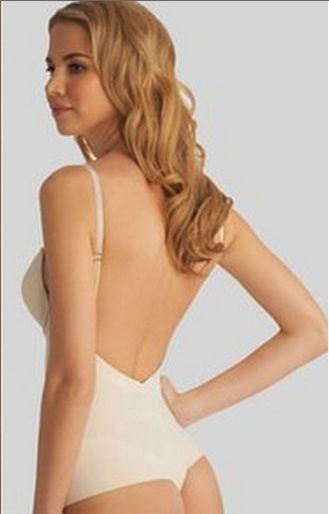 Бельё для платья с открытой спиной