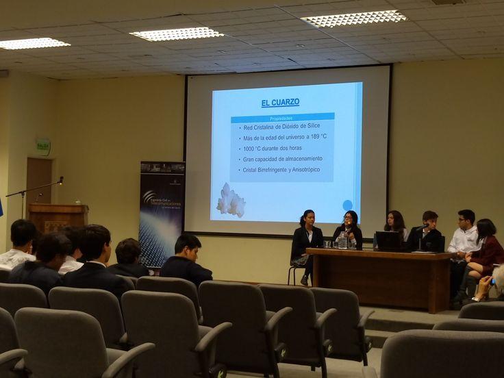 #seminarioTIC. #ingenieriaUdeC
