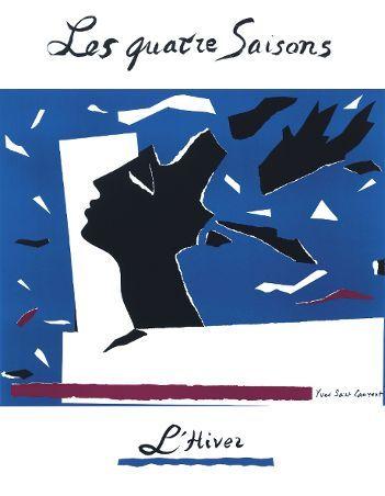 Les quatre Saisons, L'Hiver Expositions - Archives Pierre Bergé & Yves Saint Laurent