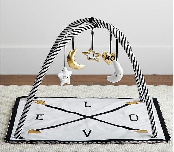 Elements of Style Blog | Black and White Nursery Insanity. | http://www.elementsofstyleblog.com