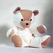 Joyful Teddy Bear to make with onesie!!