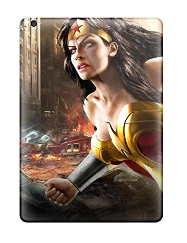 1787070K63250995 Fashion Protective Wonder Woman Dc Universe Online Case Cover For Ipad Air @ niftywarehouse.com #NiftyWarehouse #Geek #Gifts #Collectibles #Entertainment #Merch