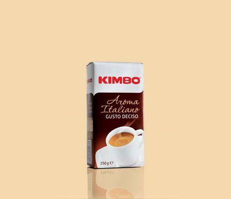 #Kimbo Aroma Italiano Gusto Deciso è una miscela di #caffè delle migliori varietà scelte con cura dai nostri esperti nei paesi di origine. La tostatura media, il corpo pieno e l'aroma penetrante ne esaltano il carattere deciso. Disponibile anche su www.kimbo.it/shop.