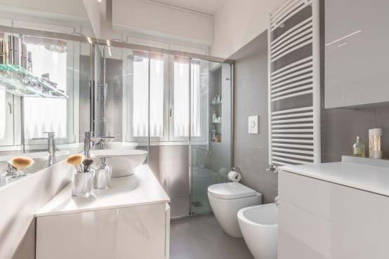 Oltre 25 fantastiche idee su piastrelle per doccia su - Piastrelle x bagni moderni ...