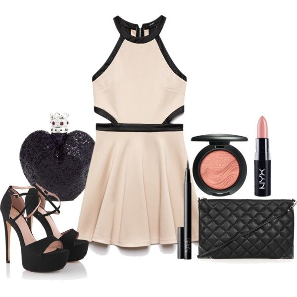 """""""Cutout madness"""" by dianamarinm on Polyvore"""