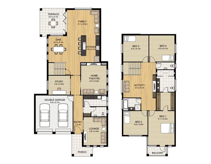 Kensington - Home Design - Sterling Homes - Home Builders Adelaide