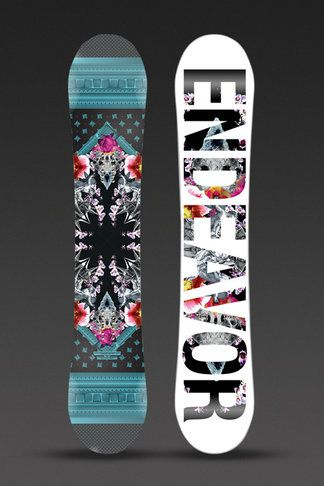 Endeavor Snowboards - Women's Diamond 152 for sale on The Clymb