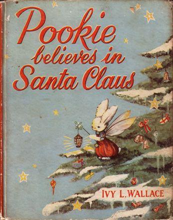 """Pookie Believes in Santa Claus"", Ivy L. Wallace"